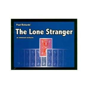 Lone Stranger Cards Street Magic Tricks Visual Close Up