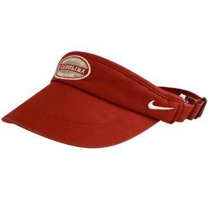 South Carolina Gamecocks Garnet Summer Break Visor