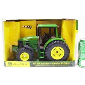 John Deere Die cast metal 6430 Tractor Dealer Edition Toys & Games