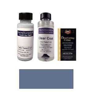 Oz. Quartz Blue Metallic Paint Bottle Kit for 2003 Mercedes Benz CLK