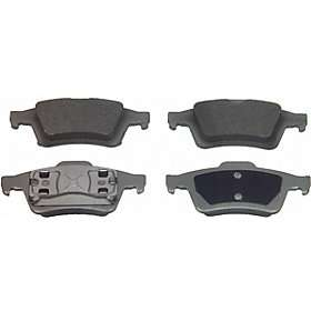 Brake Pad Set 2 wheel Mazda 3 2010 2009 2008 2007 2006 2005 Car