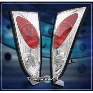 Ford Focus ZX5 Tail Lights Chrome Altezza Taillights 2000