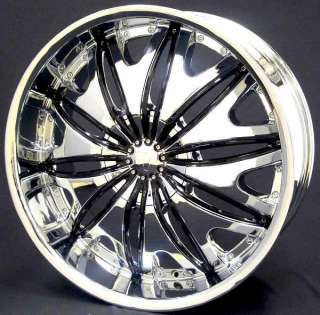 26 INCH RIMS WHEEL TIRE PKG 6X139 6X135 VELOCITY 820