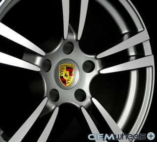 II STYLE WHEELS FITS PORSCHE 911 CARRERA BOXSTER CAYMAN S GT2 GT3 RIMS