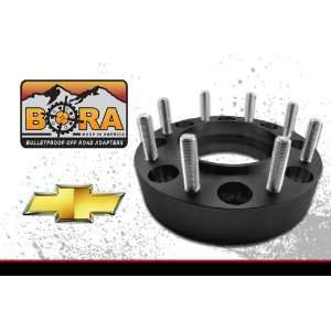 Chevrolet 8x6.5 2.00 Wheel Spacers Automotive