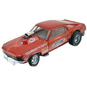 GMP GMP1800819 118 Mr Gasket 427 Gasser   Red Toys & Games