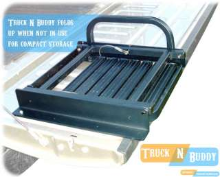 TRUCK N BUDDY PICKUP TRUCK TAILGATE STEP LADDER DOG