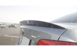 Carbon Fiber BMW E92 Performance Type Trunk Spoiler NEW