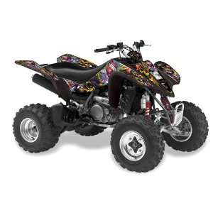 Ed Hardy AMR Racing Suzuki LTZ 400 2003 2008 ATV Quad Graphic Kit