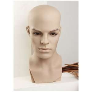 Mannequin Head Display Bust For Glasses, Scarfs and Hats H11 Beauty