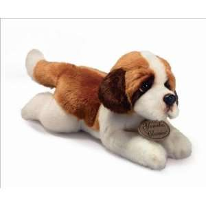 St. Bernard Dog 11 Plush by Yomiko