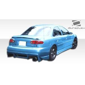 Contour Duraflex Survivor Rear Bumper   Duraflex Body Kits Automotive