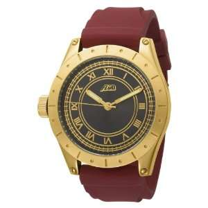 Flud Mens BBN007 Big Ben Gold Tone Gun Metal Dial Watch