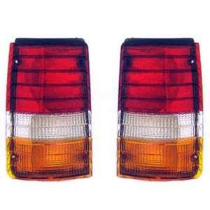 86 87 88 89 90 Ford Aerostar Van Taillight Taillamp Set