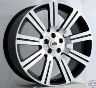 22 RANGE ROVER WHEELS/RIM+TIRES HSE/SPORT/SUPERCHARGED