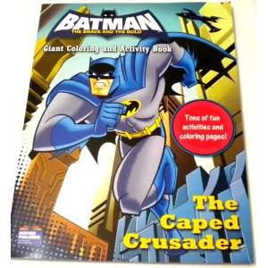 Batman Gotham City Limits Coloring & Activity Book FREE
