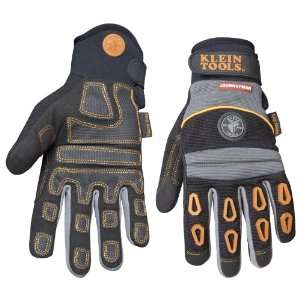 Klein Tools 40040 Journeyman Pro Heavy Duty Protection Gloves, X Large