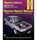 New Haynes Repair Manual Toyota Camry 91 90 89 88 87 86 85 84 83 Auto