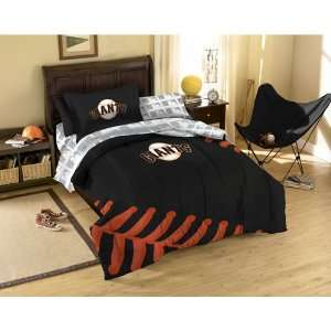 San Francisco Giants MLB Bed in a Bag (Twin)