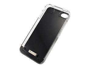 Power Pack Backup Battery Case Charger for i phone 4S 4 4G Back Cover
