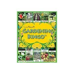 Gardening Bingo Educational Game Toys & Games