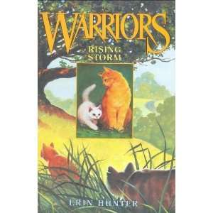 Rising Storm (Warriors, Book 4) [Hardcover] Erin Hunter