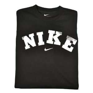 Nike Mens Swoosh Black Shirt in Size 3XL Sports