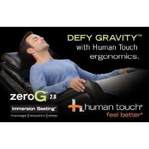 Human Touch ZeroG 2.0 Immersion Massage Chair Massage Chair