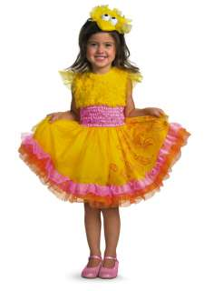 Sesame Street Frilly Big Bird Toddler/Child Costume