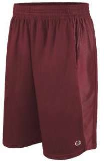 Mens Champion Textured Dazzle Basketball Shorts   82619