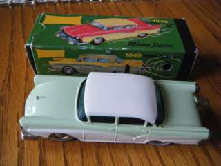 MICRO RACER FORD FAIRLANE CUSTOM 300 1045 SUPER RARE MINT W/BOX