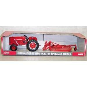 International Harvester Farmall 300u Tractor Collectible Diecast Farm