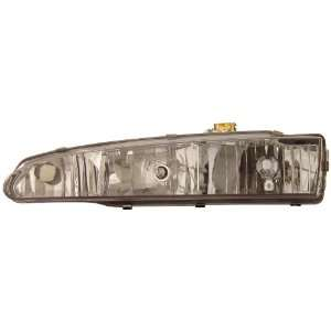 Anzo USA 121095 Mitsubishi Eclipse Crystal Chrome Headlight Assembly