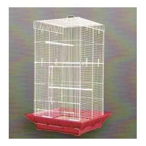 Prevue Pet Clean Life Bird Cage 852 Tall 18 x 18 x 36