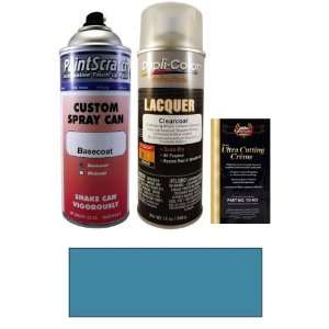 12.5 Oz. Dark Blue Pearl Metallic Spray Can Paint Kit for 1990 Toyota