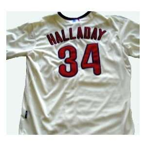 of the Philadelphia Phillies Signed / Autographed Baseball Jersey
