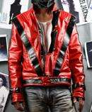 Michael Jackson CTE Red Shirt W/ Armband Gonna HAVE MJ costume