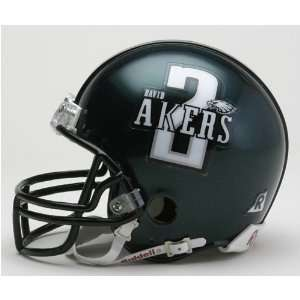 David Akers #2 Philadelphia Eagles Miniature Replica NFL Helmet w/Z2B