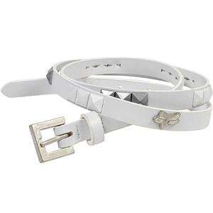 Fox Racing Womens Rollergirl Belt   Large/White