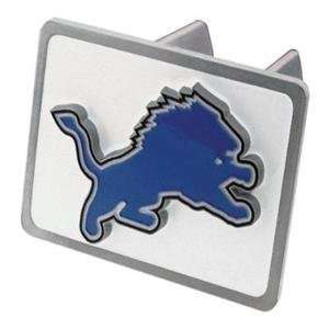 DETROIT LIONS NFL TRUCK TRAILER HITCH COVER