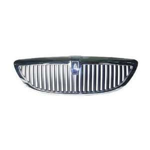 LINCOLN TOWN CAR Grille assy w/Limited Edition; dark gray