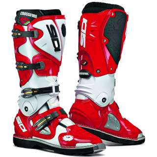 CROSSFIRE MX ENDURO OFF ROAD STEEL TOE MOTOCROSS DIRT BIKE MOTO BOOTS