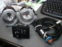 2008 10 Dodge Challenger OEM FOGLIGHT KIT MOPAR FOG NEW