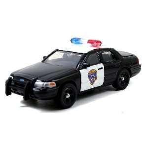 Jada 1/32 Oakland, CA Police Ford Crown Vic Toys & Games