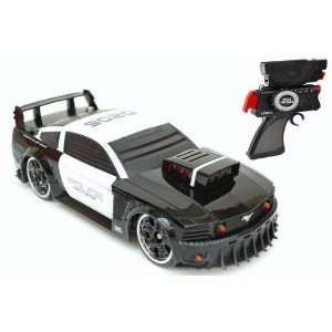 Ford Mustang GT Police Radio Control Laser Combat Tag Toys & Games