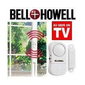 Bell & Howell House / Home Door Window Personal Alarm 4