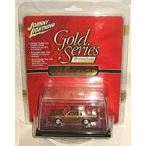 Series Muscle Cars Limited Edition 1987 Buick Regal Type Toys & Games
