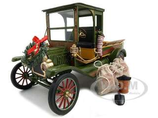 FORD MODEL T 2008 CHRISTMAS TRUCK 116 FRANKLIN MINT