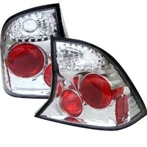 Spyder Auto Ford Focus Chrome Altezza Tail Light Automotive