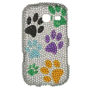 MLC SAMSUNG FREEFORM III / R380 Colorful Dog Paw FULL
